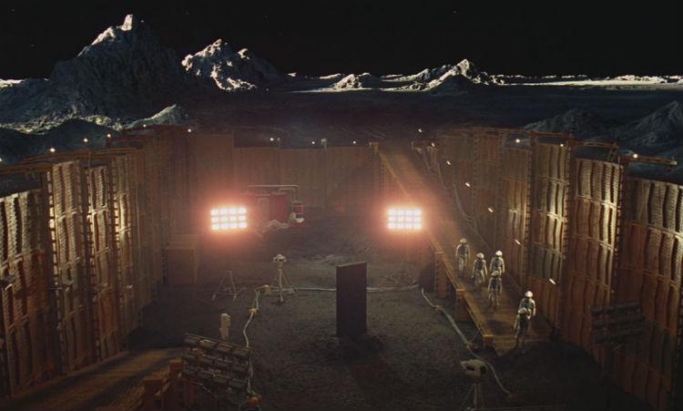 2001: A Space Odyseey