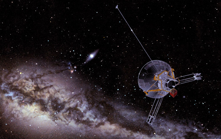 Pioneer 11 Art