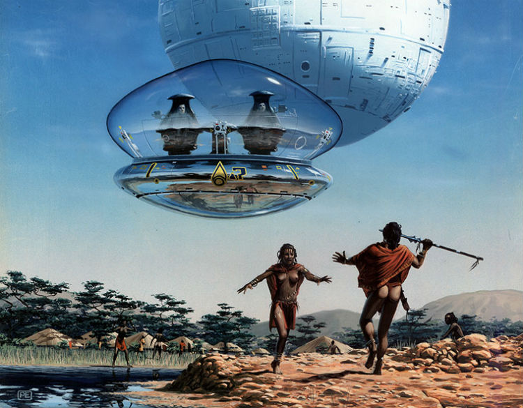 Peter Elson, The Embedding