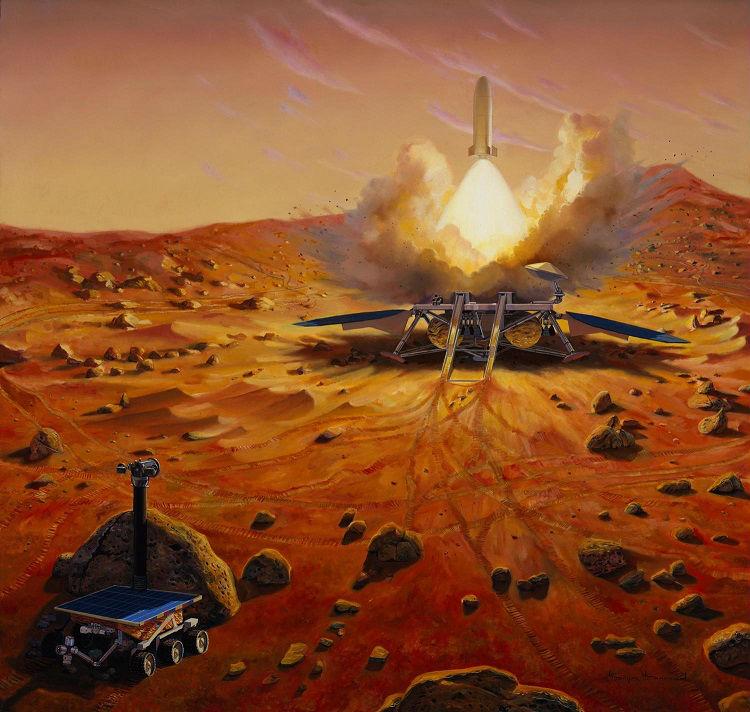 Mars Concept