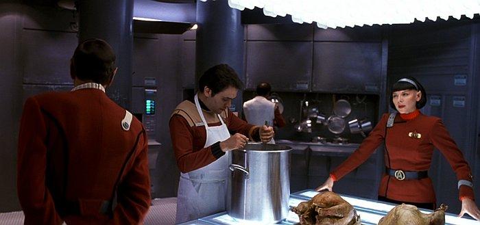 Star Trek Space Turkey