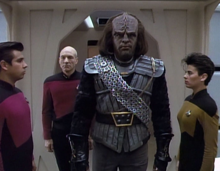 Star Trek Worf
