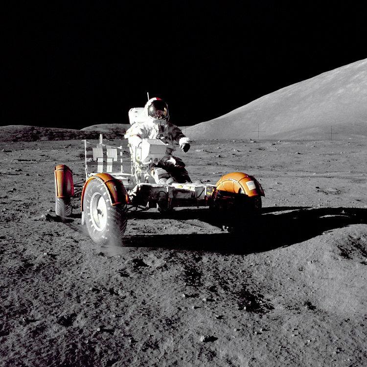Apollo LRV