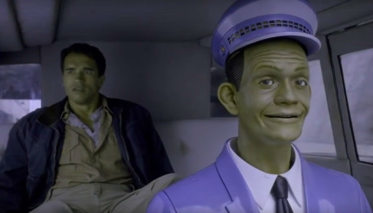Total Recall Taxi