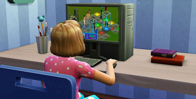 The Sims Playing The Sims