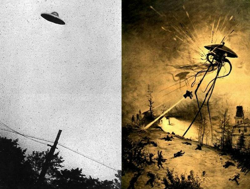 Sci Fi & UFO's