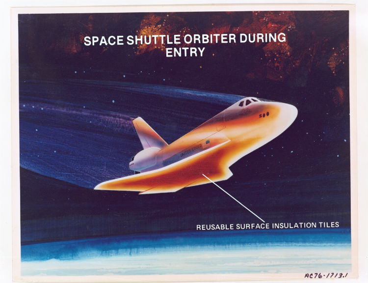 Space Shuttle Heat Shield