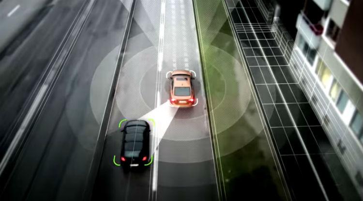 automated car sensors