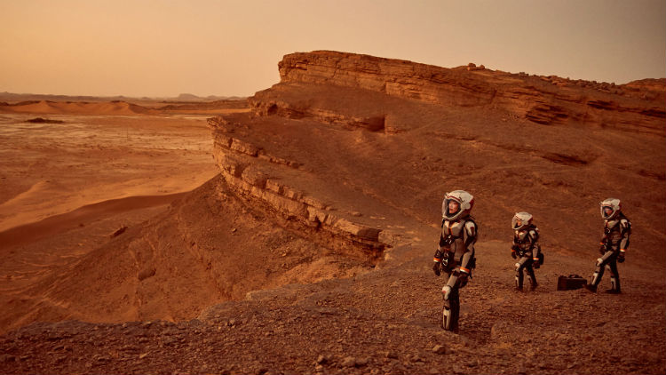 MARS by National Geographic