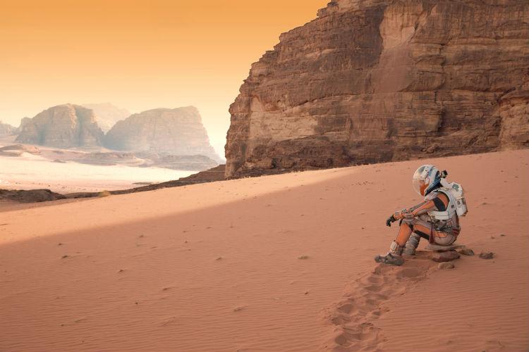 Mark Watney Solo on Mars