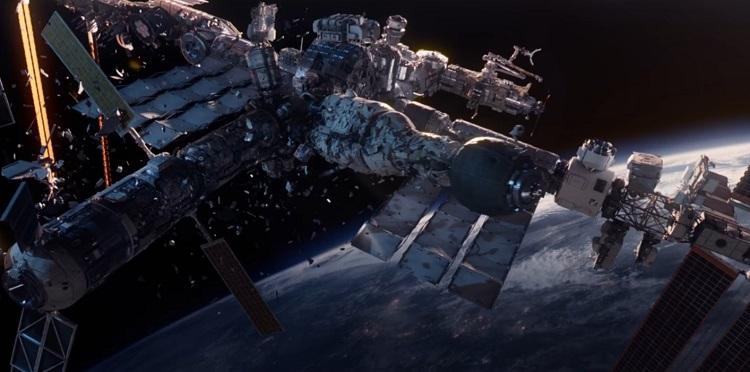 Soyuz Crash into Space Station