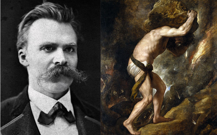 Nietzsche and Sisyphus