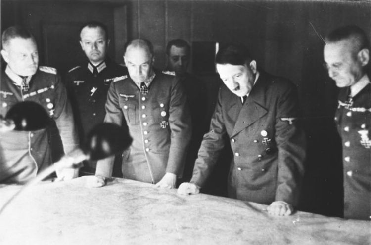 Hitler War Room