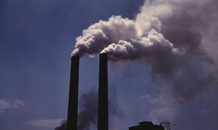 Fossil Fuel Pollution