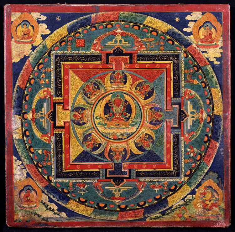 Amitabha Buddha Mandala
