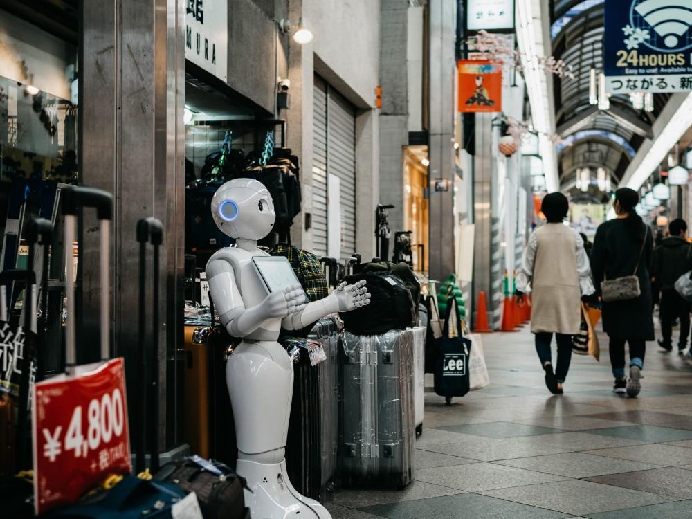 Robo Storekeeper