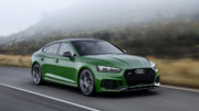 Audi RS5正式开放预订 马力表现佳