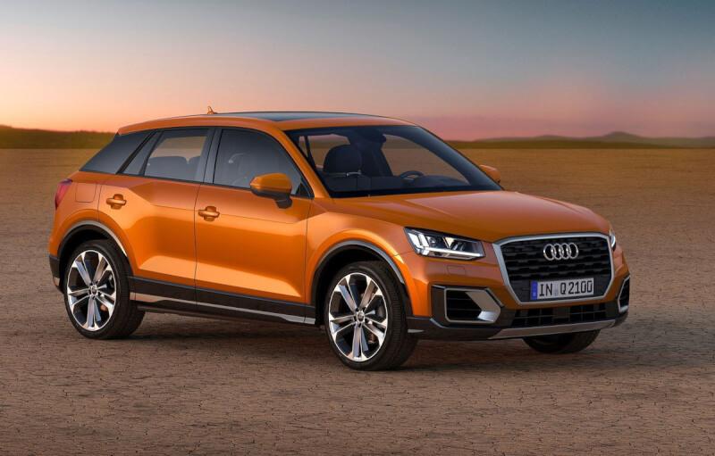 Audi 重磅回归! Audi Q Series SUV 即将登陆我国市场!