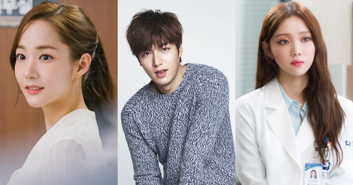 2020年韩剧必追清单!上半年播出的9部话题韩剧,演技派男女神主演作品