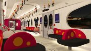 东京迪士尼2020列车首登场!加入米奇元素+增大车厢空间超惊喜,明年春季正式开车!