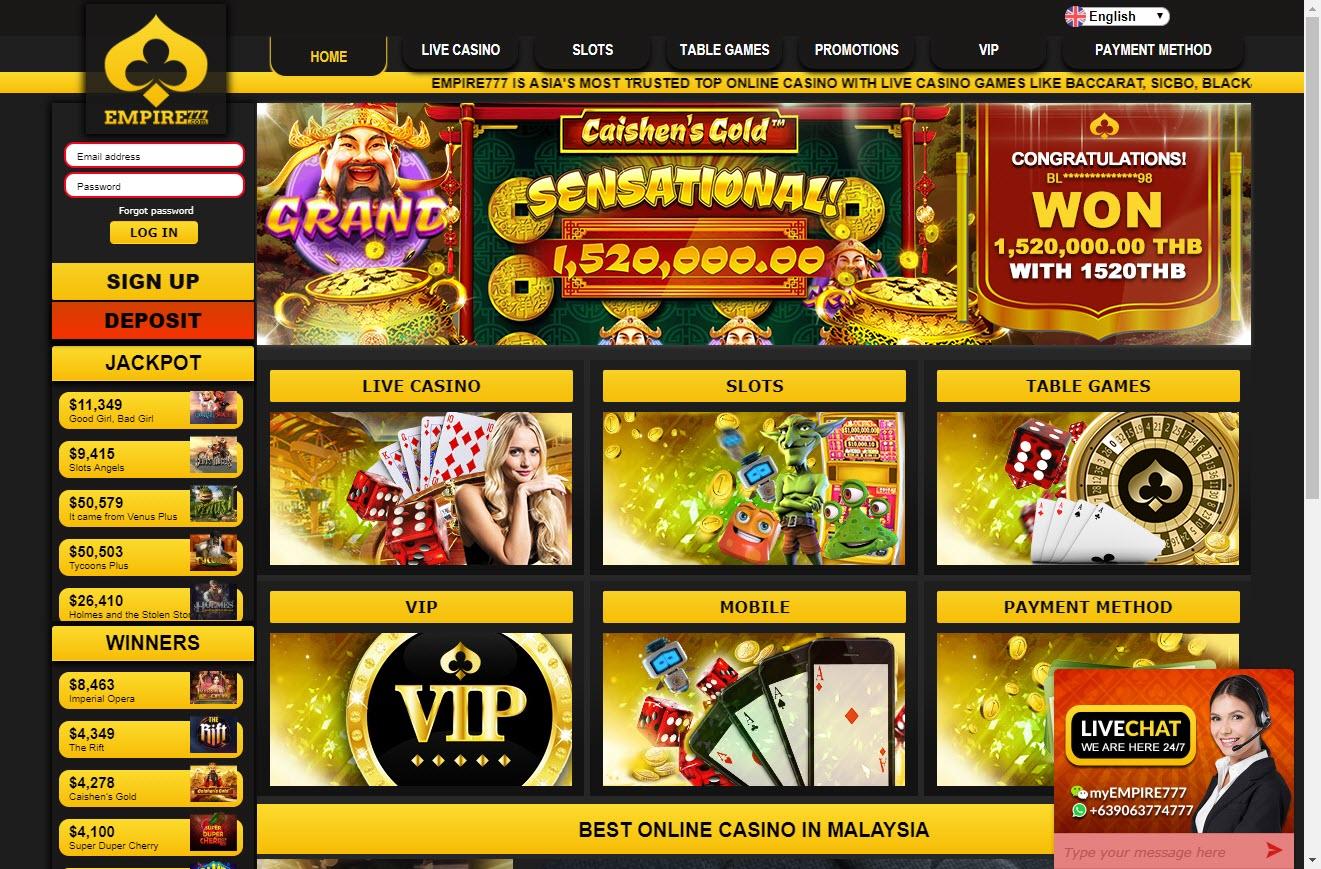 马来西亚知名线上博彩网站分析