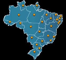 contador online para todo o Brasil