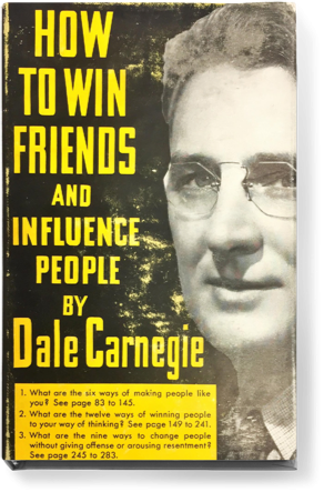 how to win friends book cover