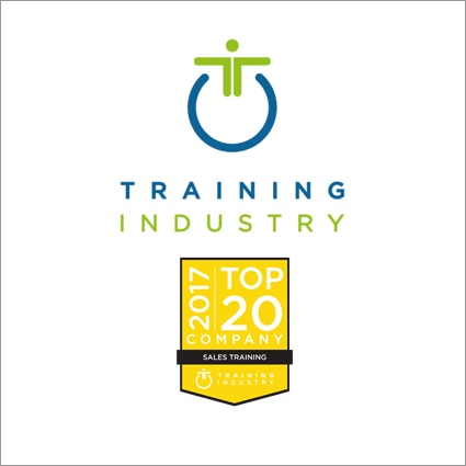 2017 Sales Training Award