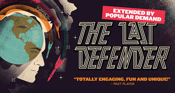 The Last Defender, Extended By Popular Demand