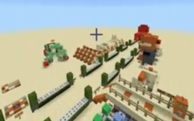 Minecraft 10 Piston Creations (Minecraft PE)