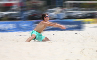 Coed Sunday Sand Volleyball League for Teens at Blitz