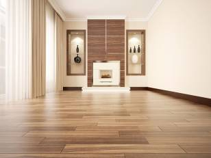 What are the different types of floors?