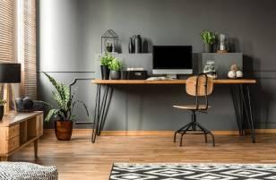 April Newsletter: Home Office