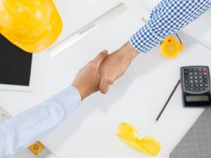 What are a resident engineer's duties and responsibilities?