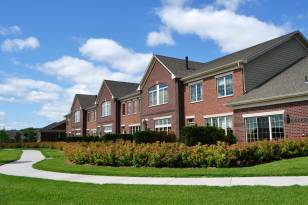 Why are Townhouses becoming popular?