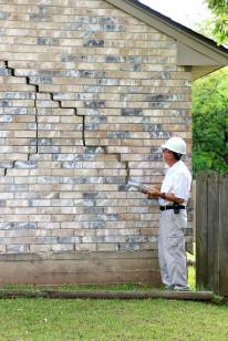 Types of Foundation Cracks and Their Causes