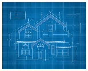 How to Find a Copy of the Original Blueprints for a House?