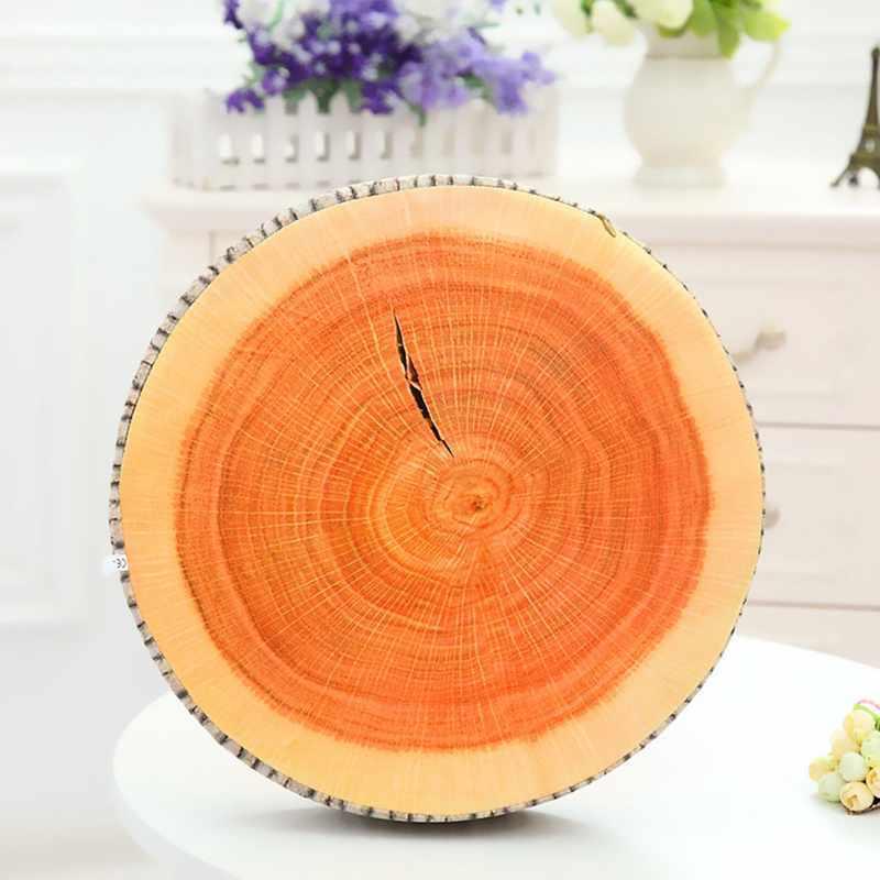 כריות בסגנון בול עץ