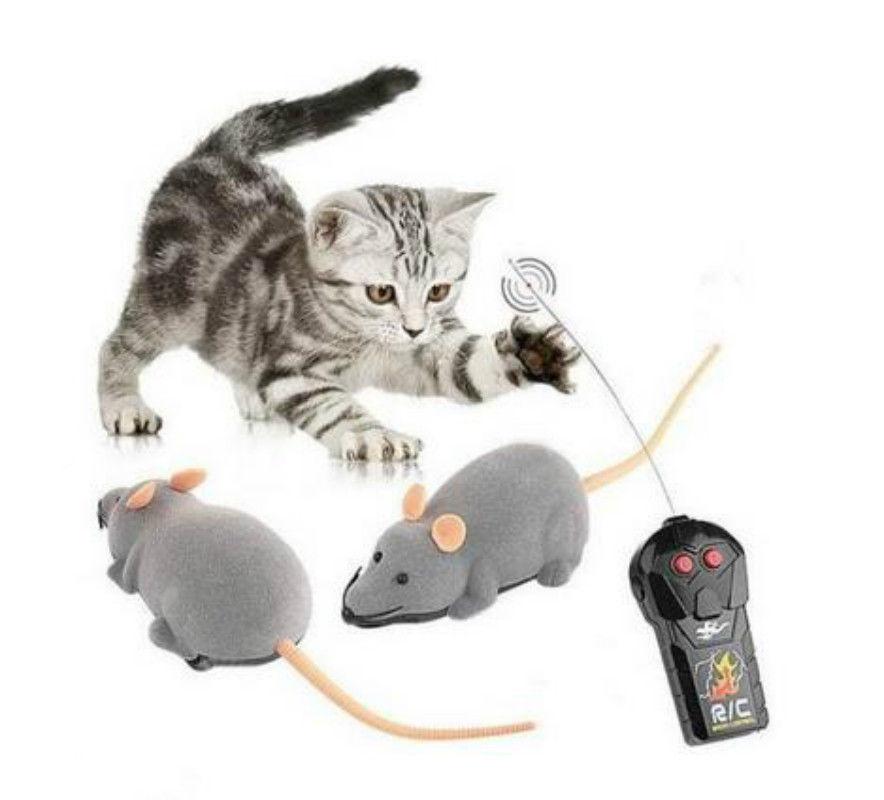 """צעצוע """"עכבר"""" לחתול"""