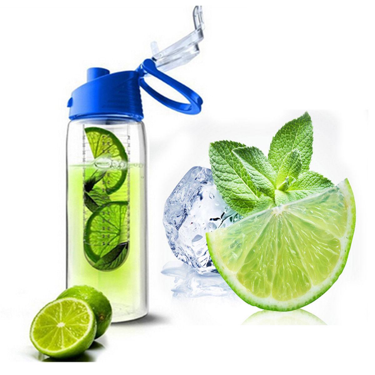בקבוק מים לפירות