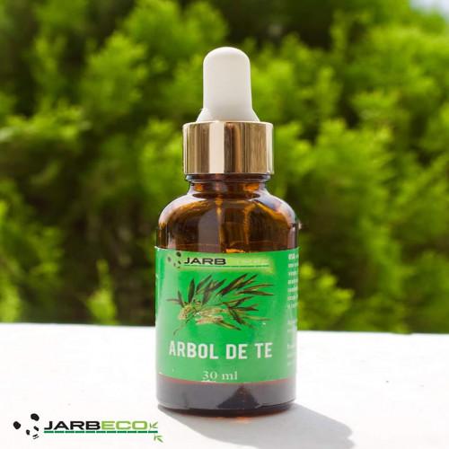 Aceite de te verde (aceite de arbol de te)