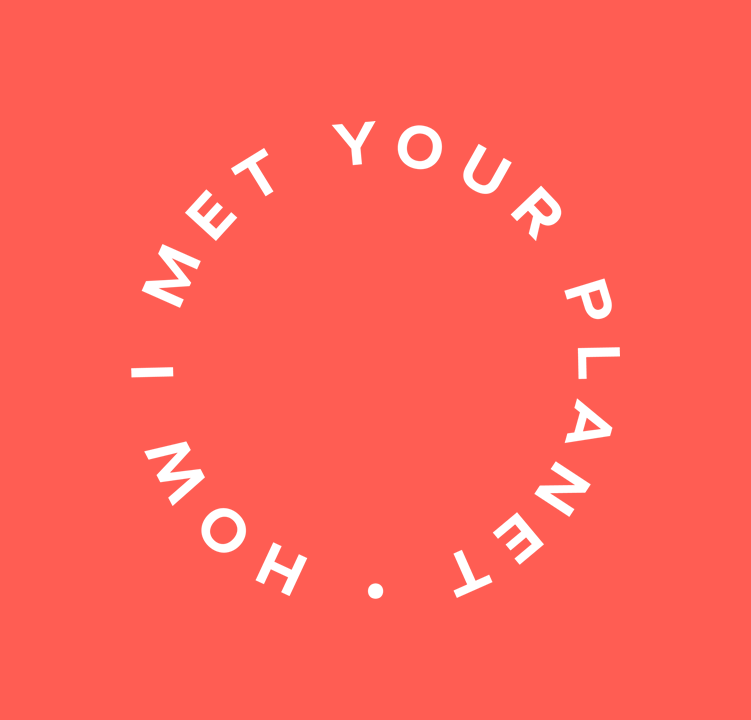 logo how i met your planet