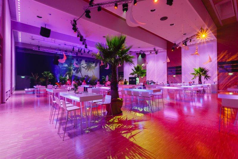 Beach Party Verleiher Frankfurt Deco Event