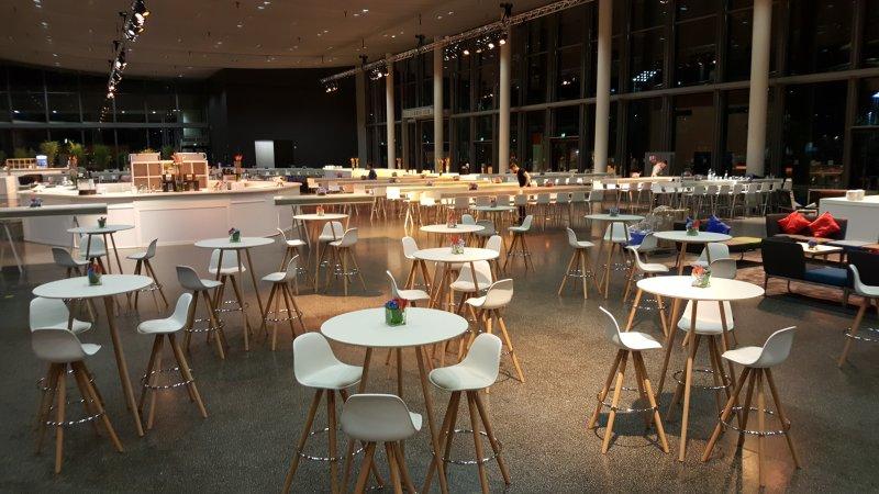 Mobiliar Messe Frankfurt 600 PAX