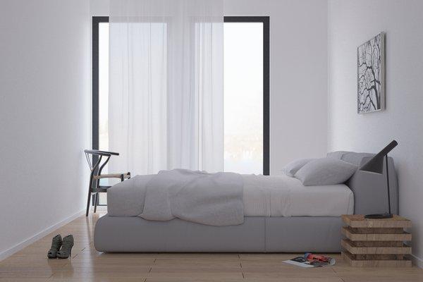 NOX Sint-Niklaas slaapkamer
