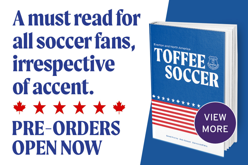 Toffee Soccer update