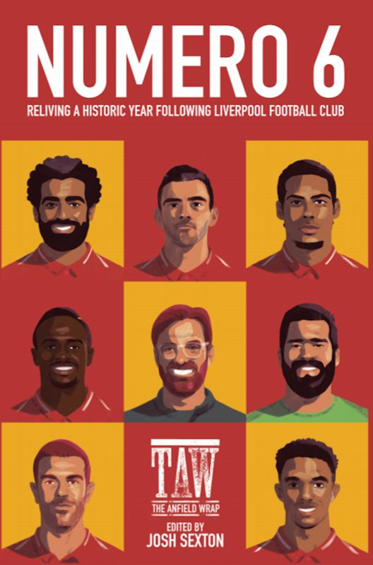 Numero 6: Reliving A Historic Year Following Liverpool Football Club