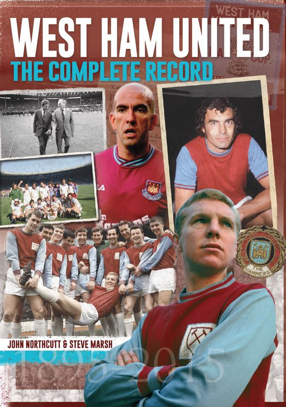 West Ham: The Complete Record