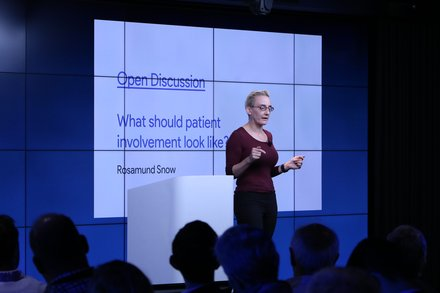 Putting patients at the heart of DeepMind Health