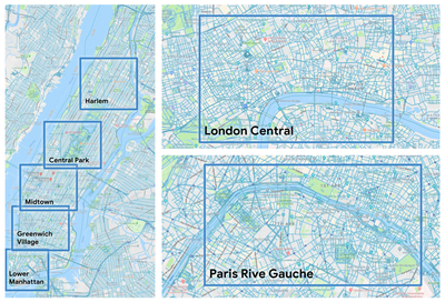 learning to navigate in cities without a map deepmind